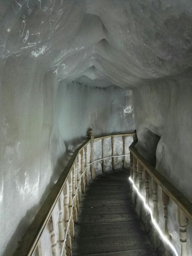 Million-year Ice Cave National Geopark