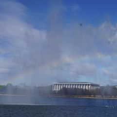 Captain Cook Memorial Water Jet User Photo