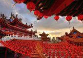 เทศกาลและวันหยุดประจำปีของจีนประจำปี 2020