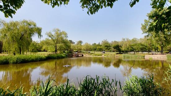西洋橋公園