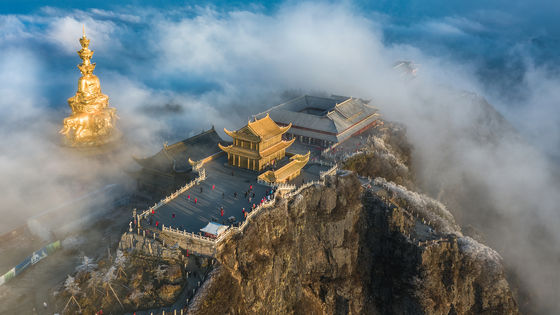 Chengdu to Mountain Emei Private Day Tour