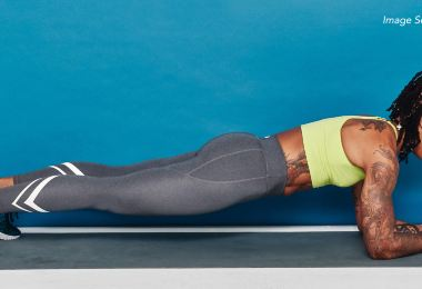 5-Move Full Body No-Equipment Cardio Workout
