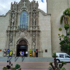 聖地亞哥人類學博物館用戶圖片