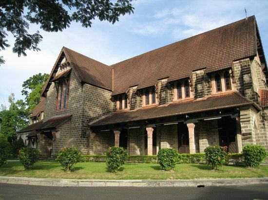 St. Michael and All Angels' Church, Sandakan