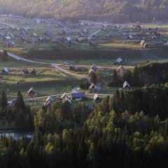 禾木草原用戶圖片