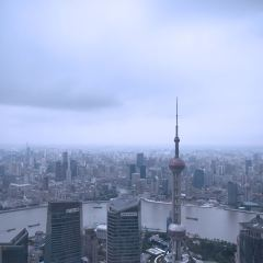 Jinmao Tower Observation Deck User Photo