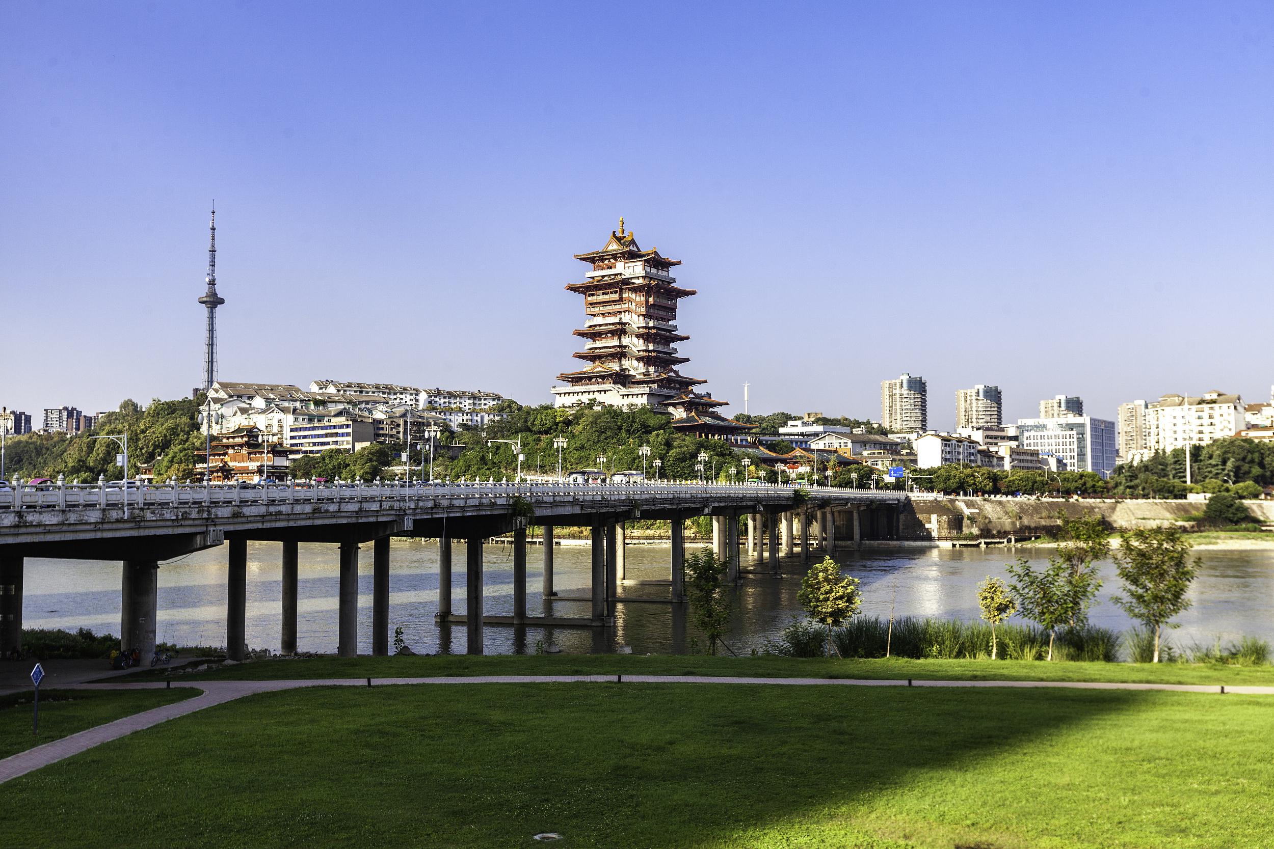 Yuewang Tower