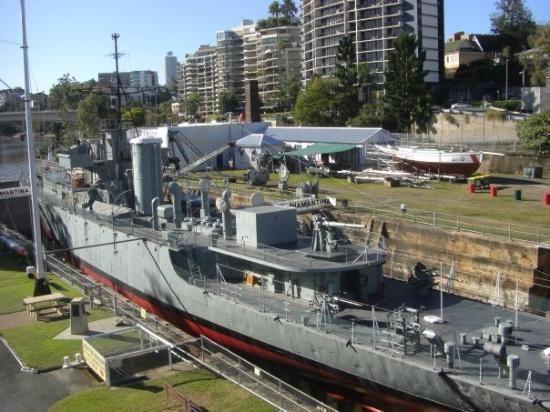 퀸즐랜드 해양 박물관