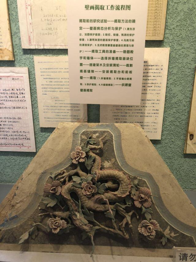 Shanxi Yonglegong Fresco Arts Museum