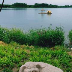 장예 루수이완 생태 관광단지 여행 사진