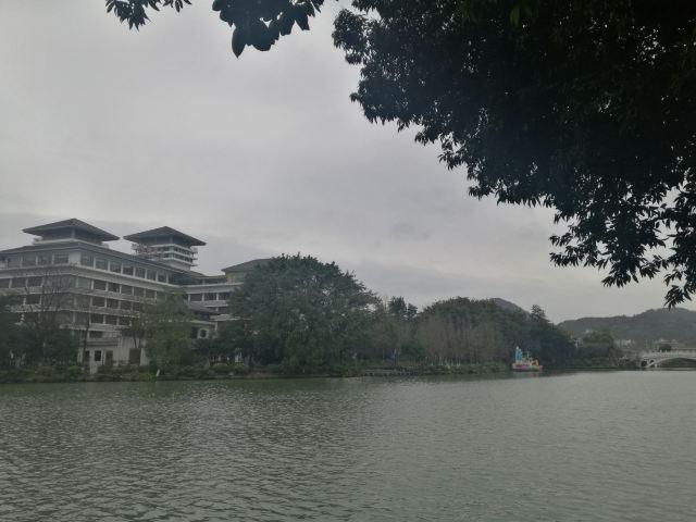 구이린 목룡호수