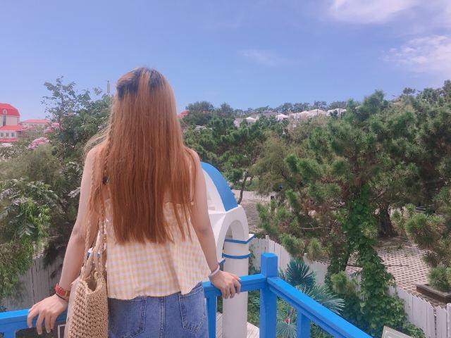 소라탑 해상 공원