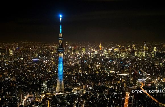 東京晴空塔入場券(350米/350+450米可選)