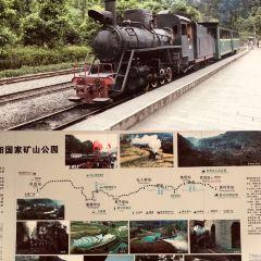 Jiayang Little Steam Train User Photo