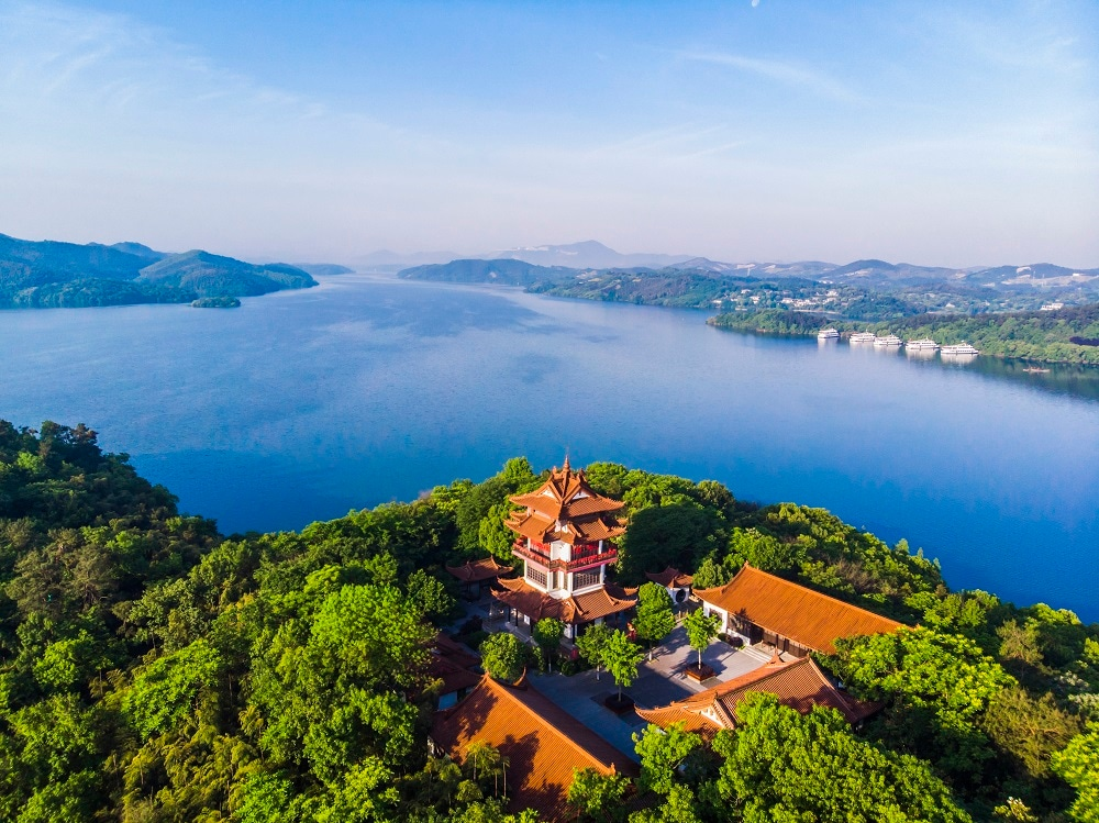 Tianmu Lake Scenic Area