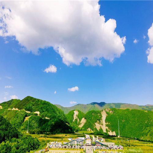 Liupanshan National Forest Park