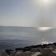 해지운 광장 여행 사진