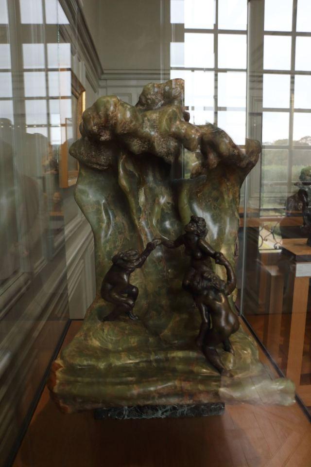 羅丹美術館