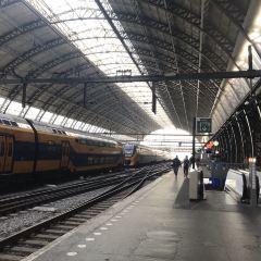 アムステルダム中央駅のユーザー投稿写真
