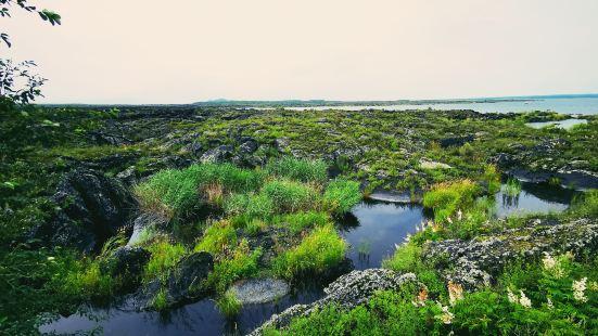 五大連池世界地質公園博物館