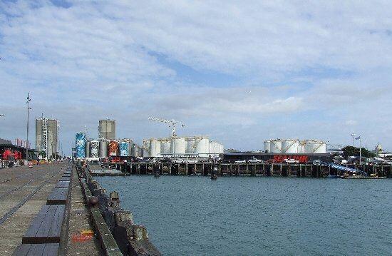 North Wharf