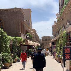 喀什商業步行街用戶圖片