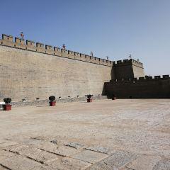 정정 성벽 여행 사진