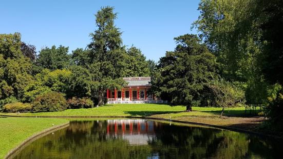 腓烈特堡花園