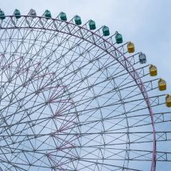 Tempozan Giant Ferris Wheel User Photo