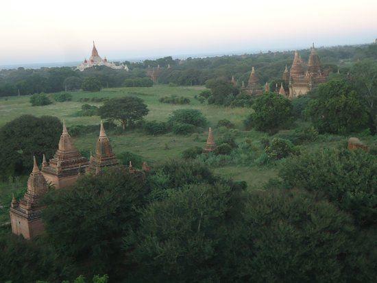 Shwe Leik Too Pagoda Temple