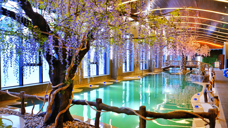 Changbai Mountain Volcano Hot Spring Village