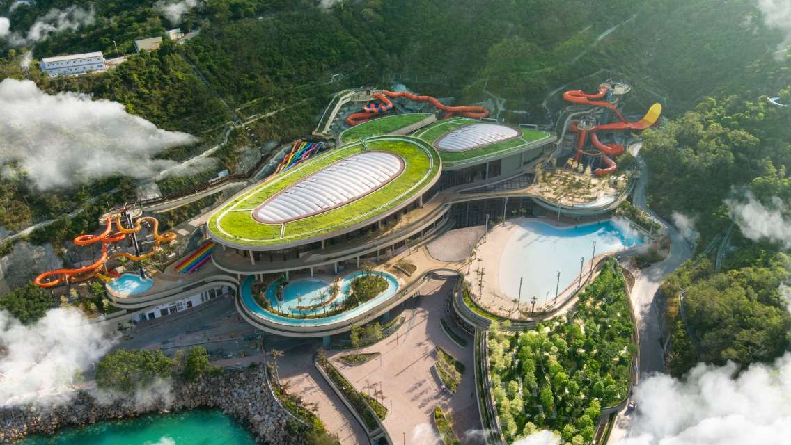 Water World Ocean Park Hong Kong Admission Ticket (Limited Grand opening Offer Grand Opening on September 21)
