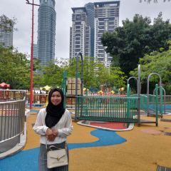 KLCC 공원 여행 사진