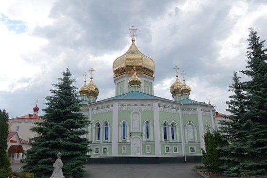 Sacred Simeonovsky Cathedral