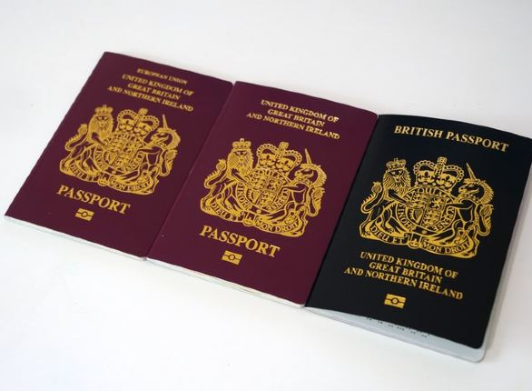 Travelling from the UK to EU countries from 1 January 2021
