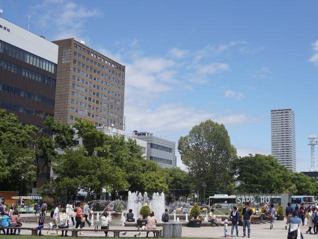 오도리 공원
