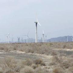 達坂城風力發電站用戶圖片