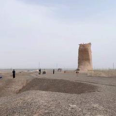 克孜爾尕哈烽燧用戶圖片