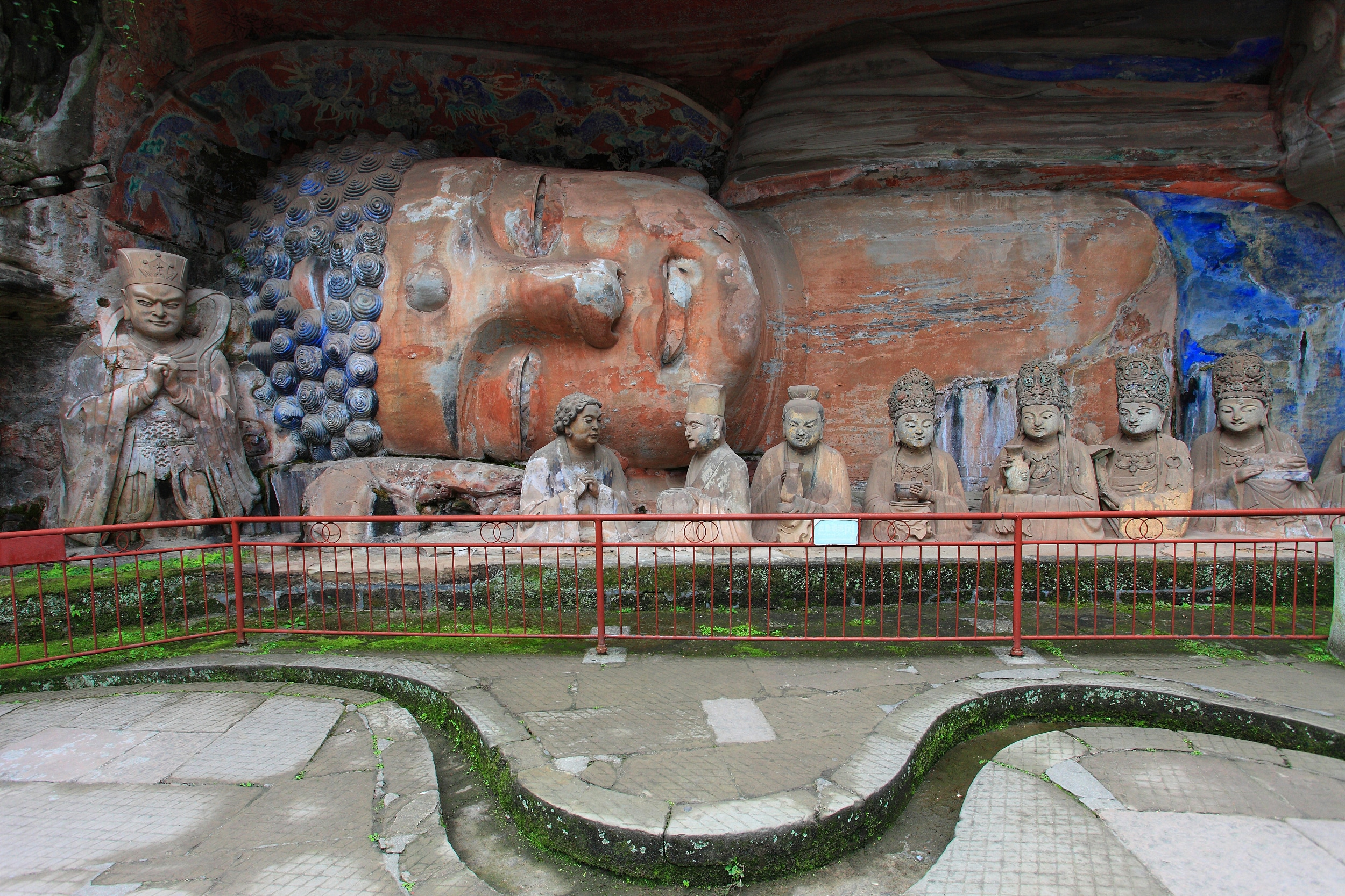 Chongqing Dazu Rock Carvings Exploring Tour