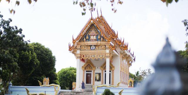 肉身舍利寺
