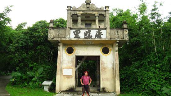 马降龙碉楼群,位處广东开平市郊马降龙村內,已被列入世界遗產之