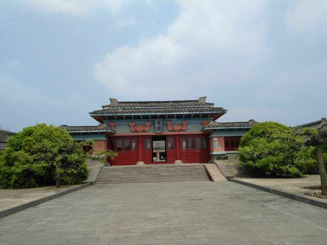 뤄양(낙양) 고대미술관