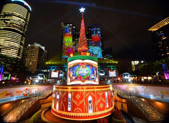 【聖誕節打卡點】亞洲必推迪士尼盛宴!「2020新北歡樂耶誕城」開城