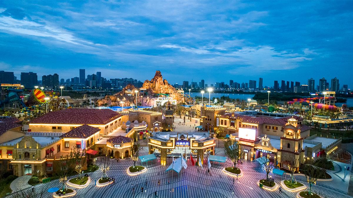 南昌華僑城瑪雅樂園