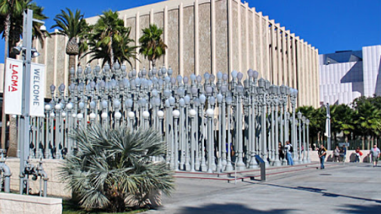 Museum Row on Miracle Mile