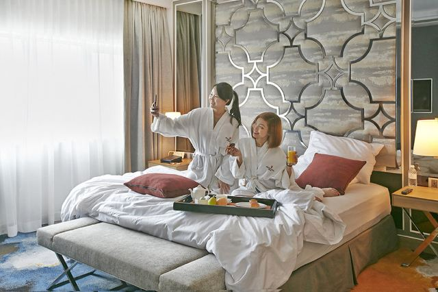 SingapoRediscovers Vouchers: Top 10 Hotel Picks for a Year-end treat