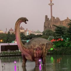 Chinese Dinosaur Park User Photo
