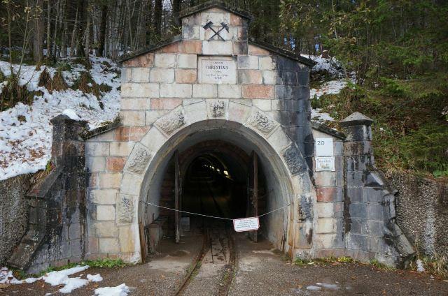 Hallstatt and Altausee Salt Mine