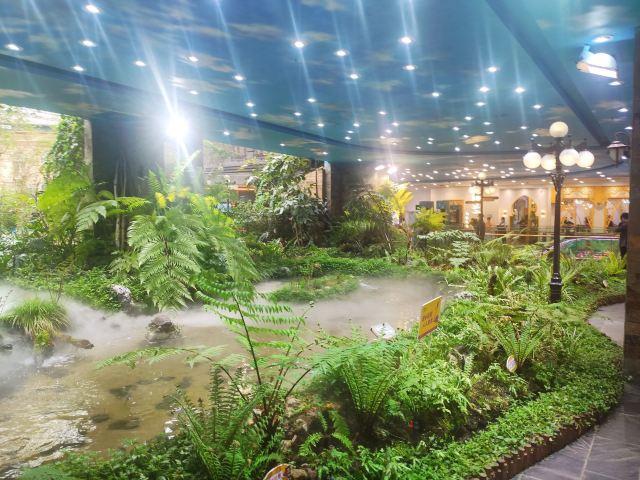 Pingshan Shenlu Tourist Area