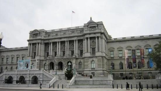 美國圖書館